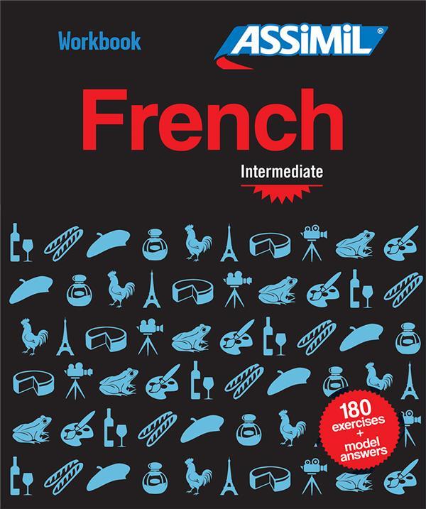 Workbook ; French ; intermediate