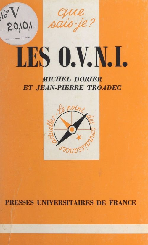 Les O.V.N.I.  - Michel Dorier  - Jean-Pierre Troadec
