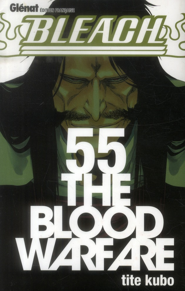 Bleach T.55 ; The Blood Warfare