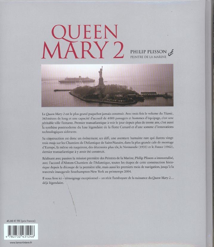 Queen Mary 2 ; naissance d'une légende