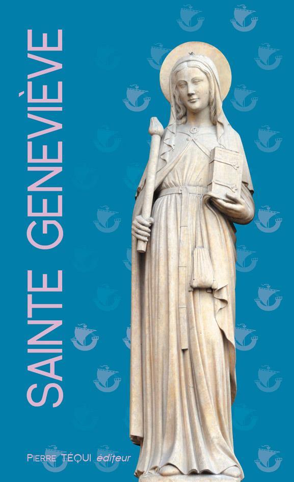 Sainte Geneviève ; face aux barbares
