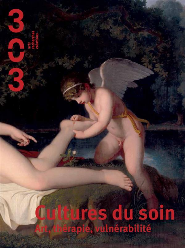 Revue 303 n.147 ; cultures du soin ; art, therapie, vulnerabilite