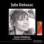 Vente AudioBook : La Dame au petit chien, suivi de La Fiancée  - Anton Tchekhov