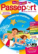 Passeport ; du CE2 au CM1