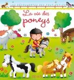 Vente Livre Numérique : La vie des poneys  - Nathalie Bélineau - Émilie Beaumont
