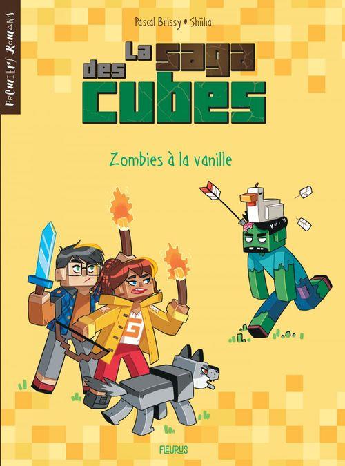 Vente EBooks : Zombies à la vanille  - Pascal Brissy