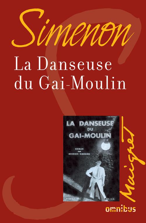 La danseuse du Gai-Moulin