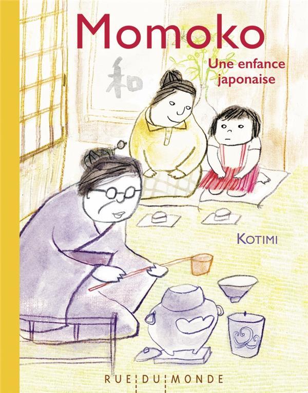 Momoko, une enfance japonaise
