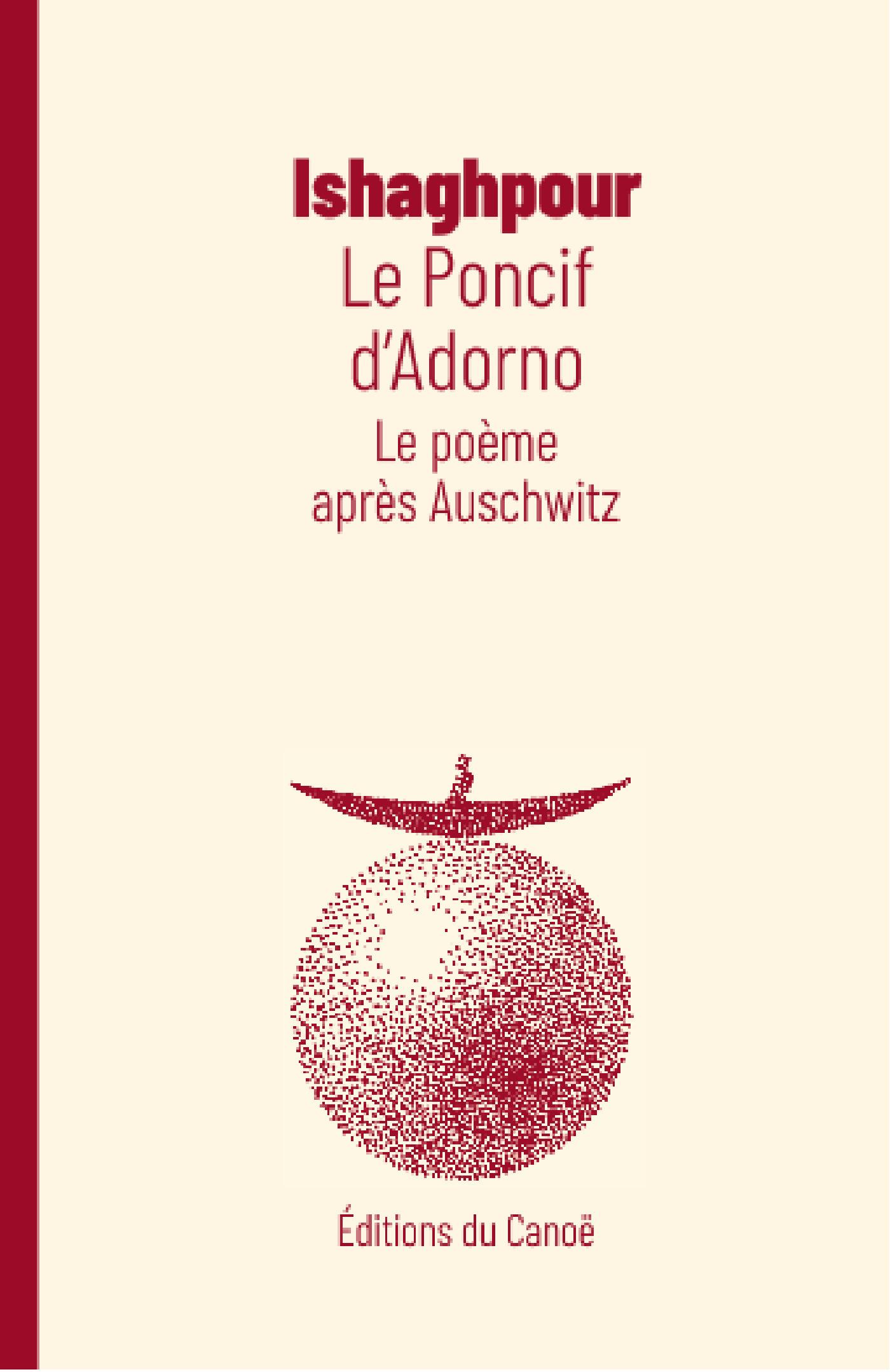 Le poncif d'Adorno ; le poème après Auschwitz