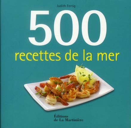 500 recettes de la mer