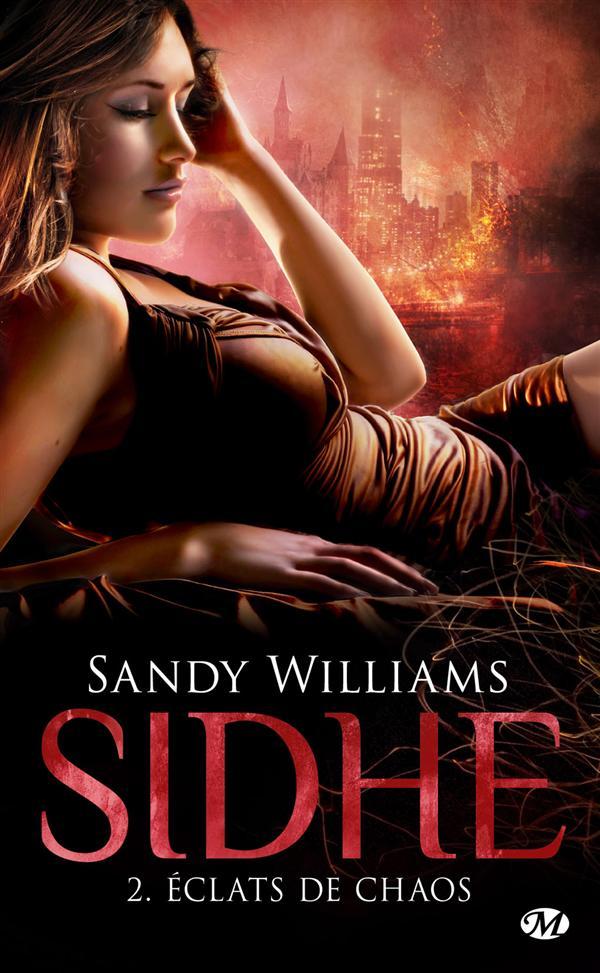 Sidhe T.2 ; Eclats De Chaos