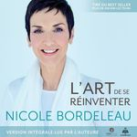 Vente AudioBook : L'art de se réinventer  - Nicole Bordeleau