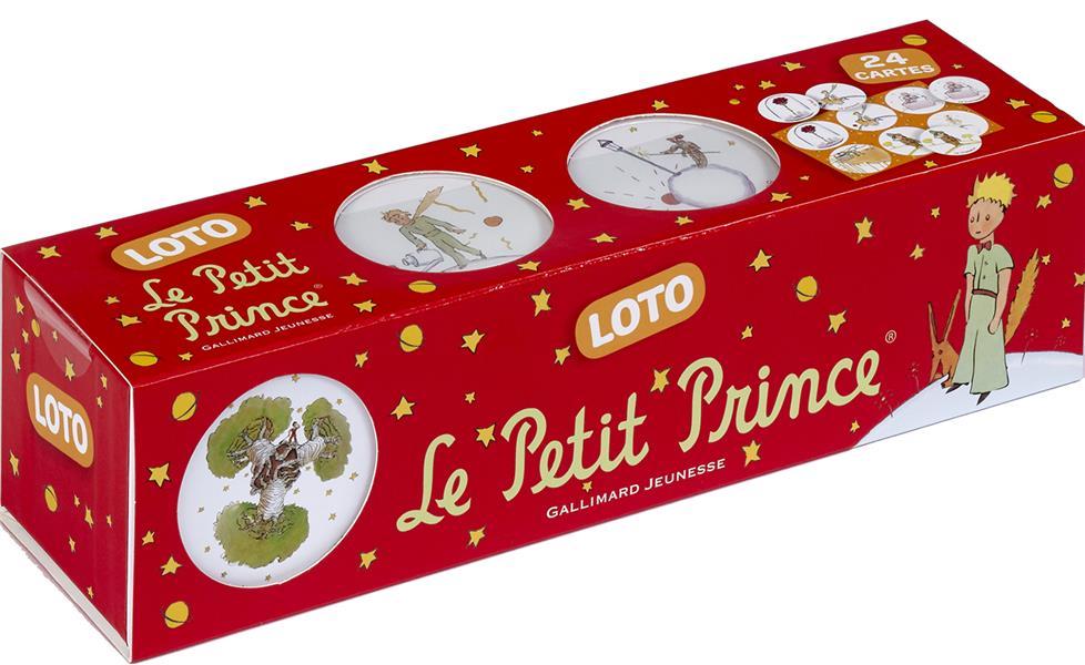 Le Petit Prince ; loto