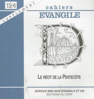 SCE-124 LE RECIT DE LA PENTECOTE