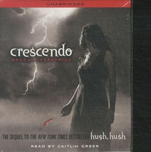 Crescendo - unabridged 8 cds, read by caitlin greer
