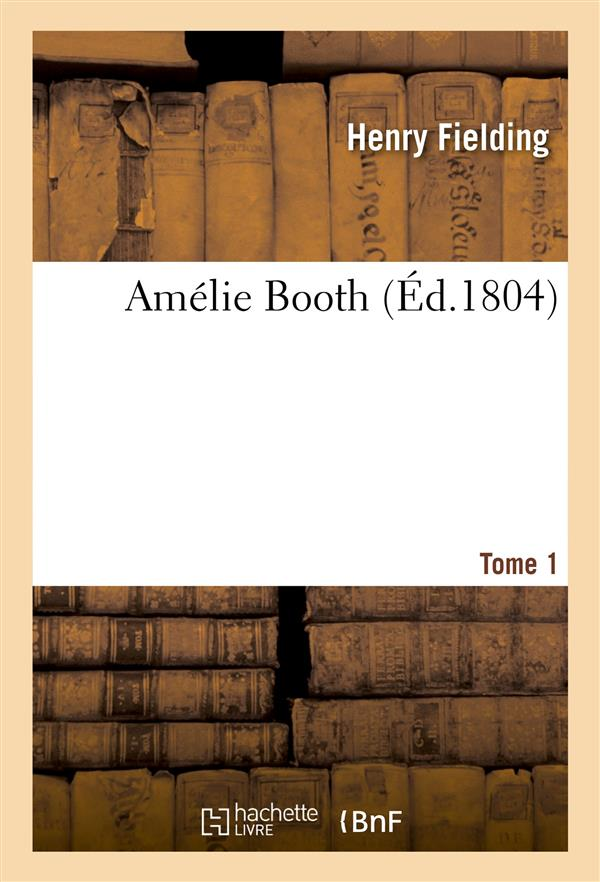Amelie Booth t.1