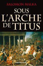 Vente EBooks : Sous l'arche de Titus  - Salomon Malka