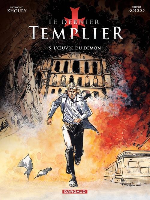 Le Dernier Templier - Saison 2 - Tome 5