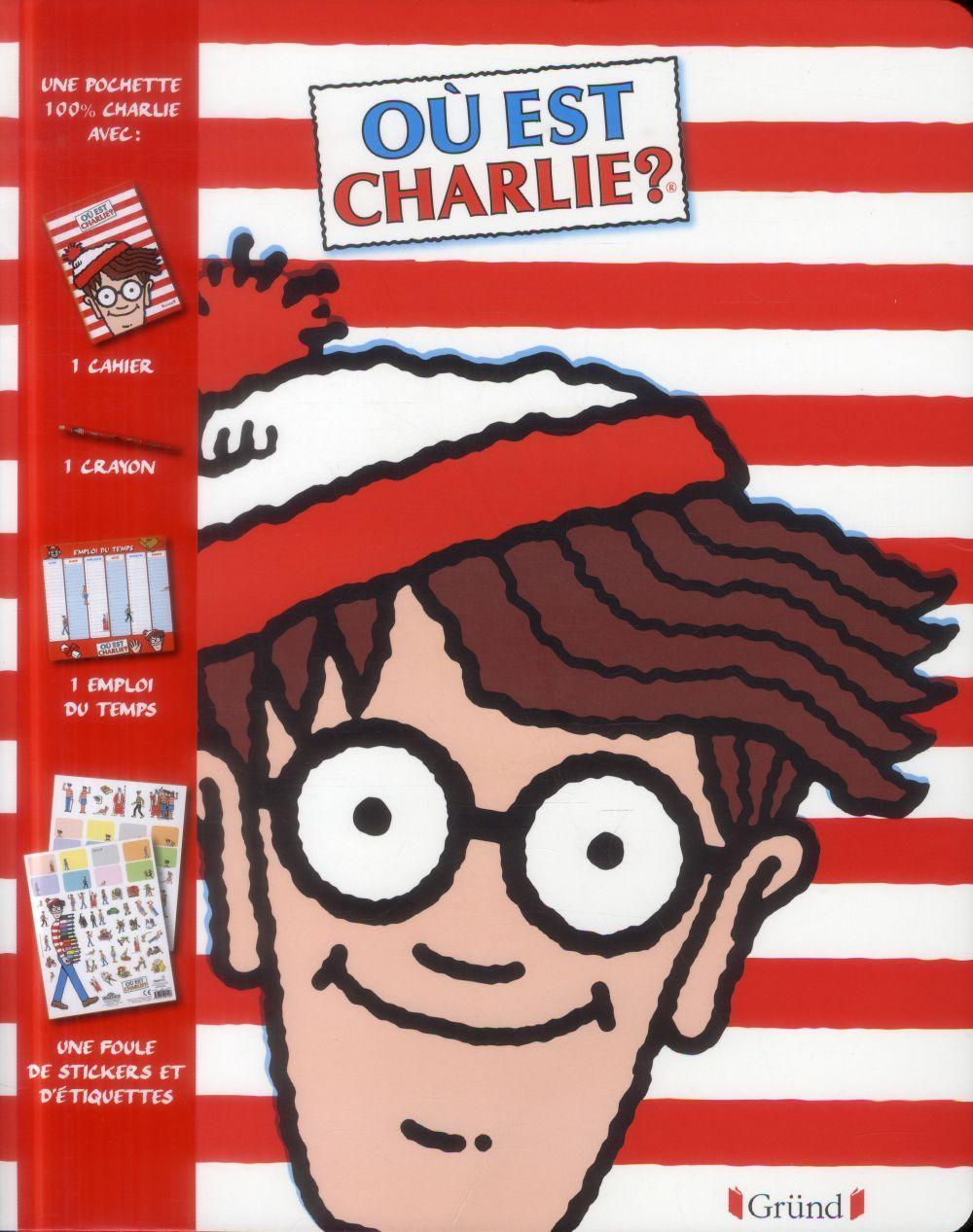 Ou Est Charlie ; Pochette