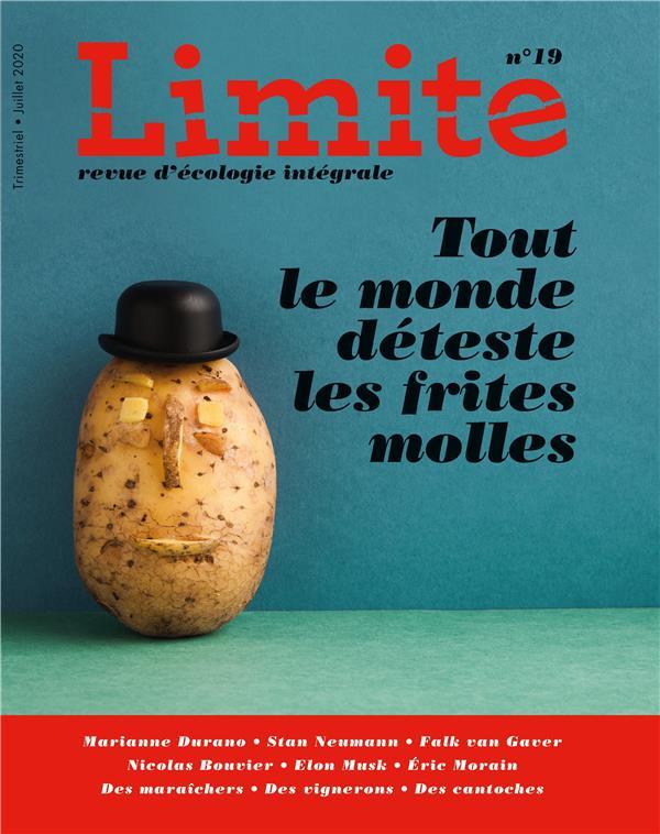 REVUE LIMITE N.19  -  REND L'ARGENT