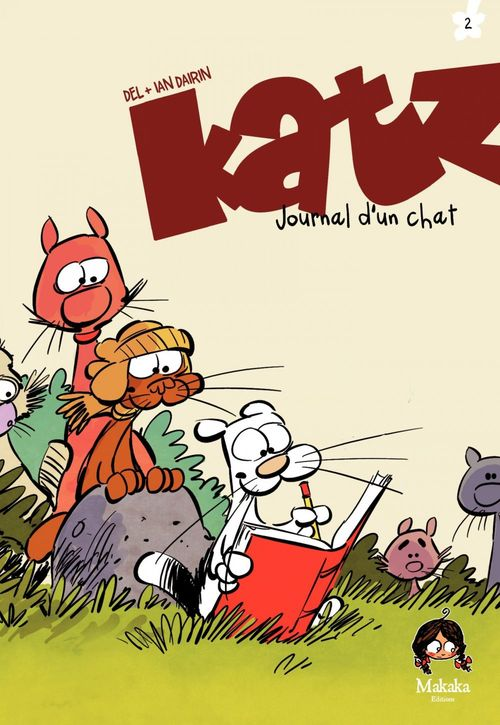 Katz ; journal d'un chat T.2