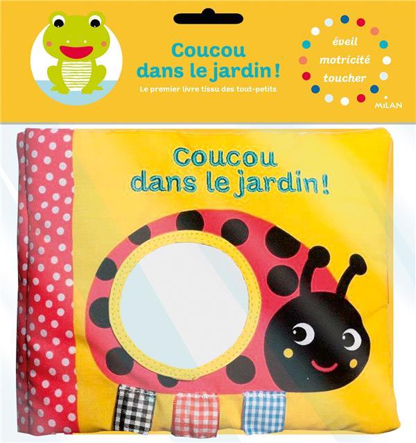 COUCOU DANS LE JARDIN !