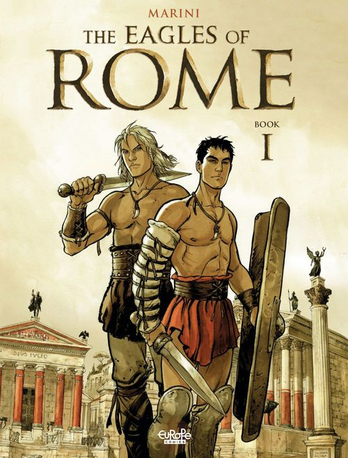 The Eagles of Rome - Book I