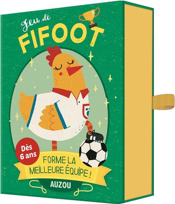 jeu de fifoot : forme la meilleure équipe !