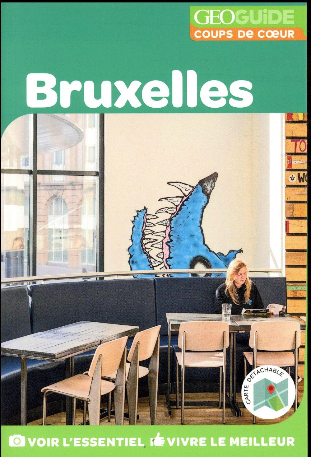 GEOguide coups de coeur ; Bruxelles