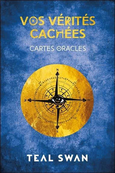 Vos vérités cachées ; cartes oracles