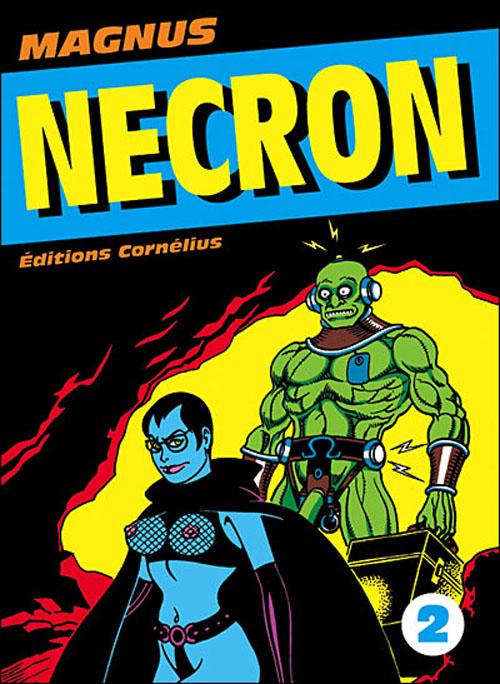 Nécron t.2
