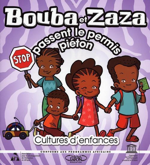 Bouba et Zaza passent le permis piéton