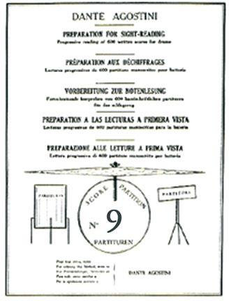 Préparation au déchiffrage t.9 ; trés difficile ; mélanges de mesures 3/4, 5/4, 7/4, 12/8, 2/1