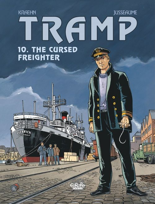 Tramp - Volume 10 - The Cursed Freighter