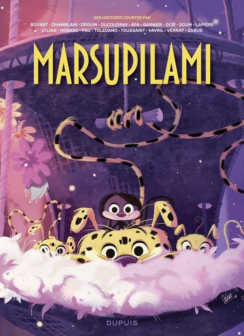 Marsupilami - des histoires courtes T.2