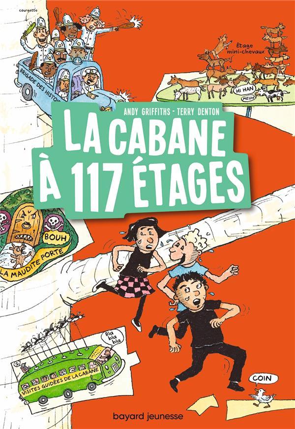 LA CABANE A 13 ETAGES T.9  -  LA CABANE A 117 ETAGES