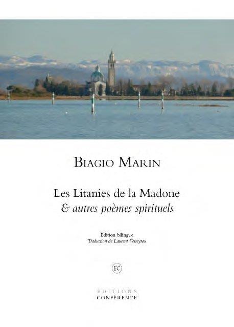 Les litanies de la Madone et autres poèmes spirituels