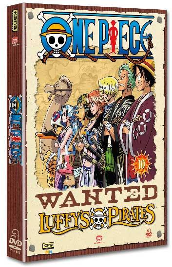 One Piece T.10 ; Luffy'S Pirates