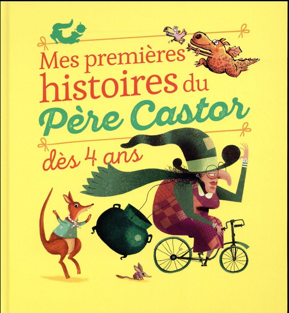 Mes premières histoires du Père Castor dès 4 ans