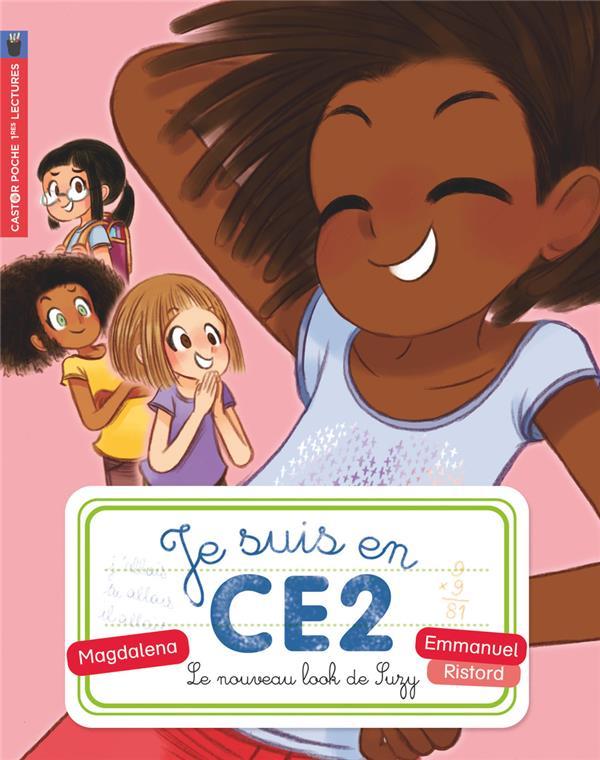 Je suis en CE2 T.7 ; le nouveau look de Suzy
