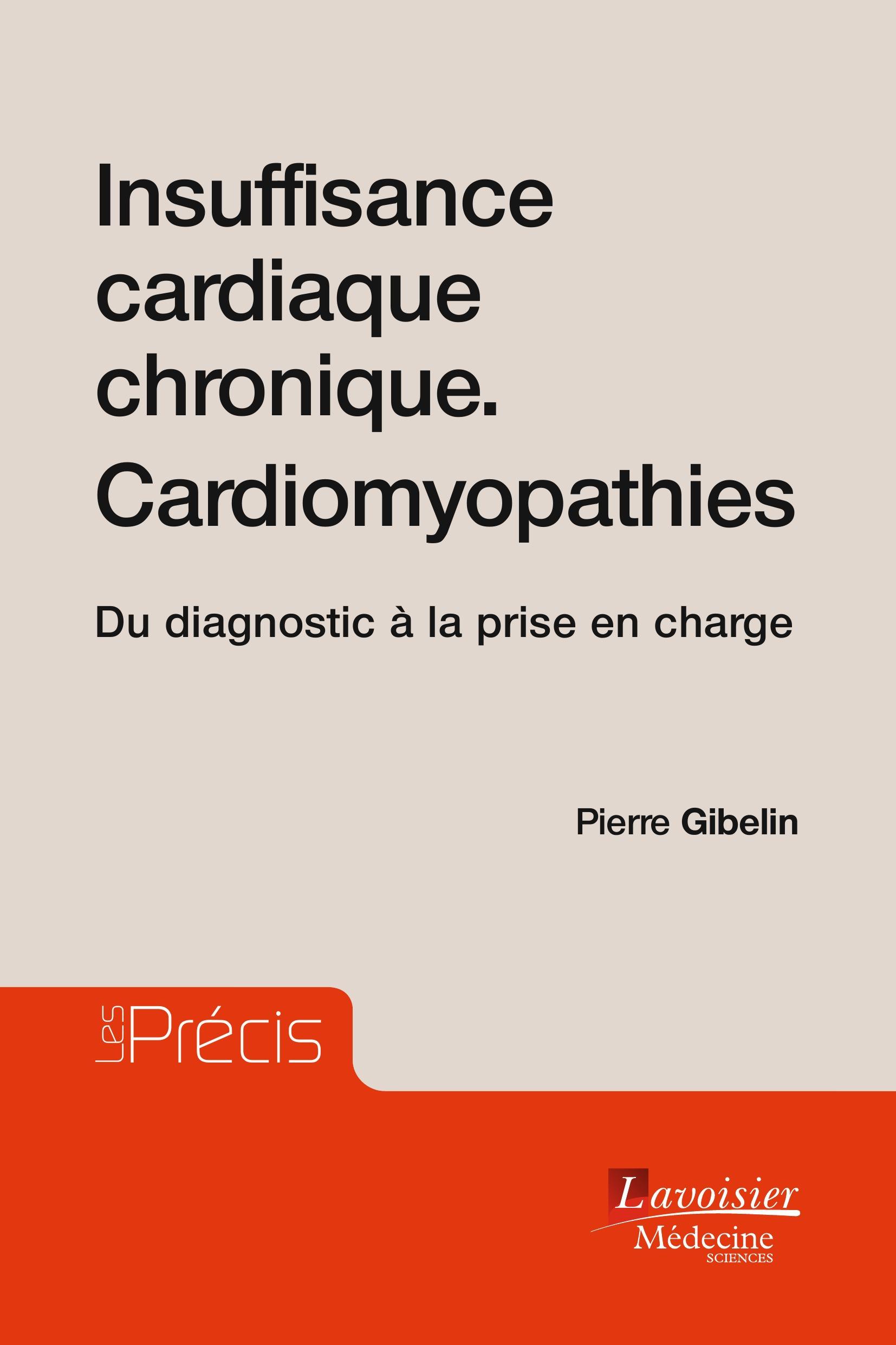 Prise en charge de l'insuffisance cardiaque chronique