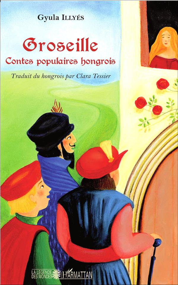 groseille - contes populaires hongrois