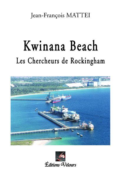 Kwinana beach ; les chercheurs de Rockingham