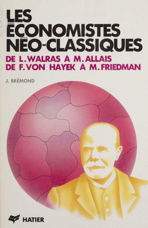 Les economistes neo-classiques
