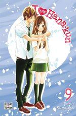 Vente Livre Numérique : I Love Hana-Kun T09  - Fuyu Kumaoka