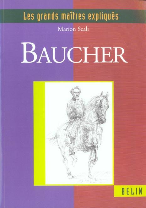 Les Grands Maitres Expliques : Baucher