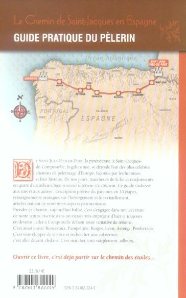 Le chemin de saint-jacques en espagne