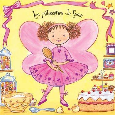 Les pâtisseries de Susie