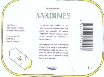Le peuple des sardines
