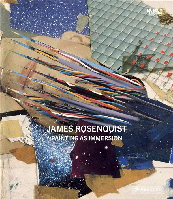 JAMES ROSENQUIST PAINTING AS IMMERSION ANGLAIS